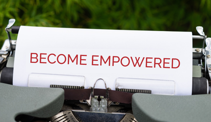 become empowered